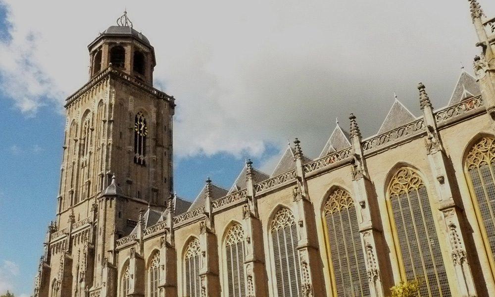 Grote Kerk, Deventer, Provincias Unidas (Holanda)