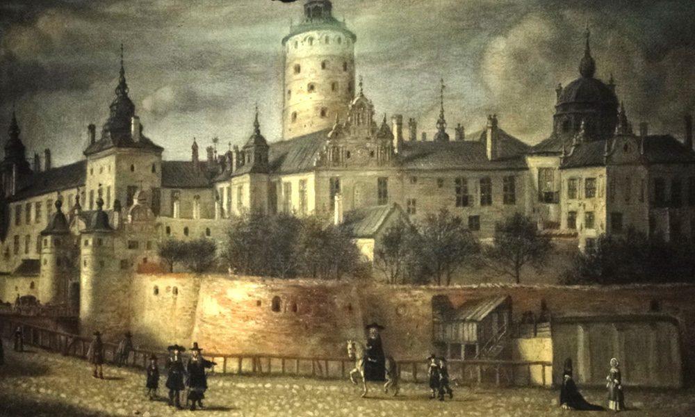 Tre Kronor de Estocolmo (Palacio Real sueco)